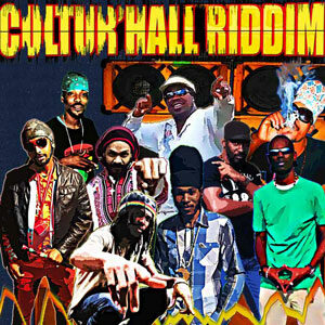 CULTUR'HALL RIDDIM - VARIOUS ARTISTS