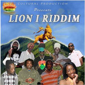 LION I RIDDIM - VARIOUS ARTISTS